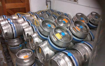 Getting Brimstage Brewery Back Up and Running