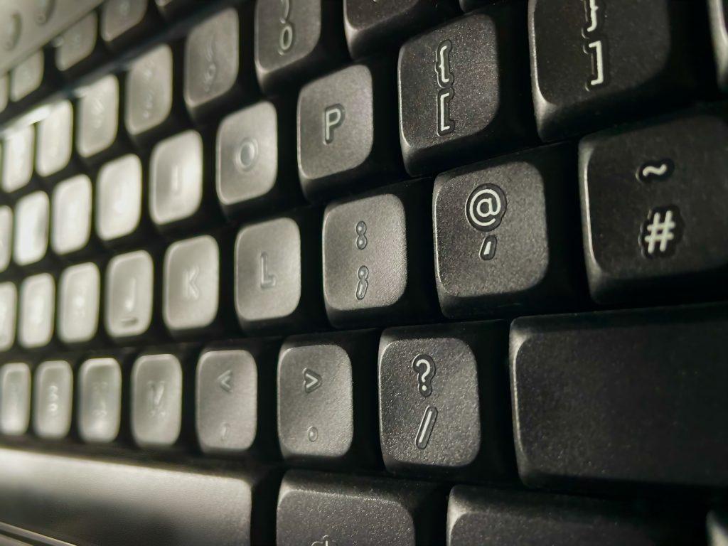 Keyboard TPFAY website update